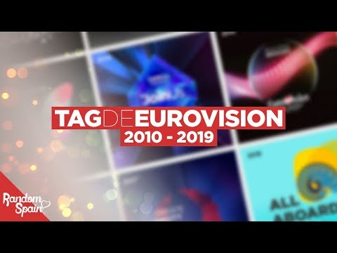TAG de Eurovision | 2010 - 2019