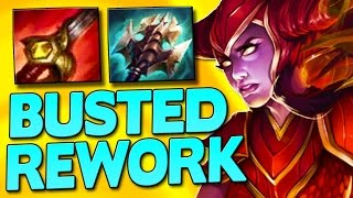NEW REWORK = NEW OP? How to Play Shyvana Jungle in Season 7 - League of Legends