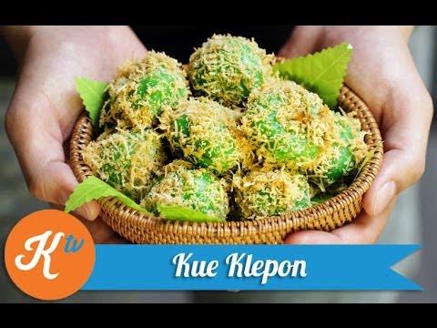 Resep Kue Klepon (Indonesian Mochi Recipe Video)