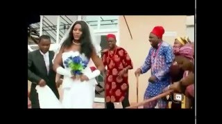 LOL: Queen Nwokoye's wedding to Chiwetalu Agu