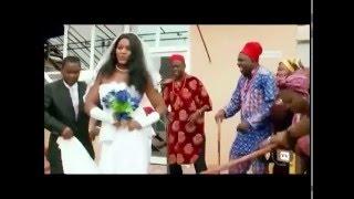 LOL: Queen Nwokoye's wedding to Chiwetalu Agu