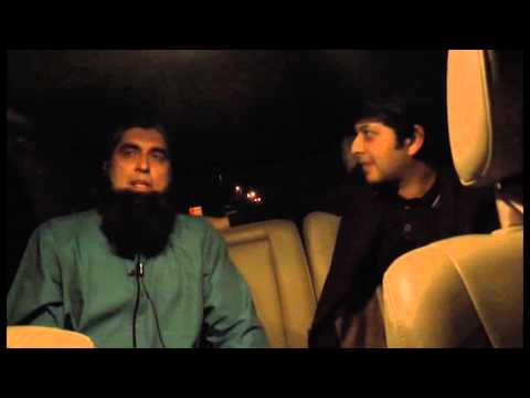 INTERVIEW WITH JUNAID JAMSHED ON THE MOVE