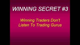 Steven Primo Winning Trading Techniques Of Top Stock Traders