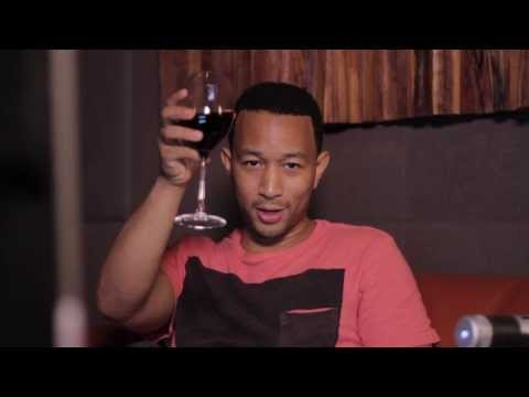 John Legend Google Hangout Fan Video