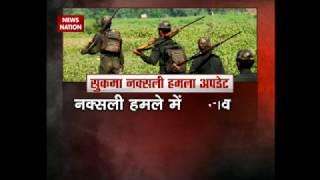 Sukma attack: 26 CRPF jawans killed in encounter with Naxals in Chhattisgarh