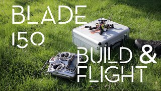 Diatone Blade 150mm Mini Quadrocopter Build | FPV Racer 150 | Micro Quad