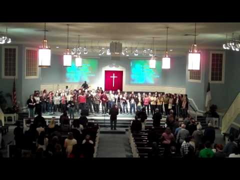 Enc Gospel Choir Holy Is The Lord 2 1 12 video