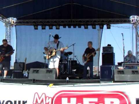 Blue Clear Sky cvr Charlie Robison Barlight  Kyle Music Festival...