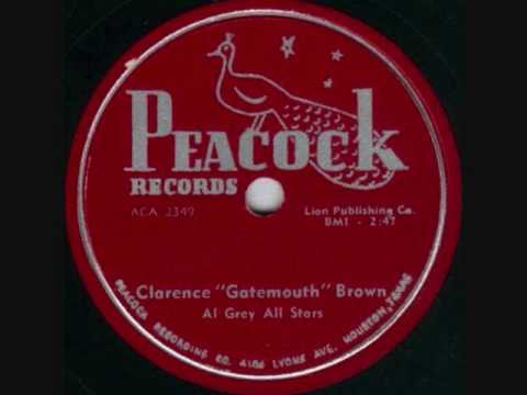 Clarence 'Gatemouth' Brown - Gate's Salty Blues
