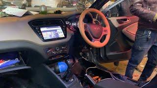 Hyundai I20 With Audio Upgraded | Reverse Camera & Sensors | Xenon Headlights | Reflectors