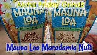 Mauna Loa Macadamia Nuts & Giveaway (Hawaii Residents Only) | Aloha Friday Grindz