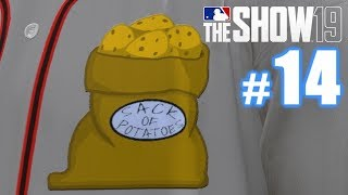 PLAYING ONE OF MY FAVORITE YOUTUBERS! | MLB The Show 19 | Diamond Dynasty #14
