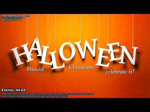 Only Ignorant Christians Participate in Halloween