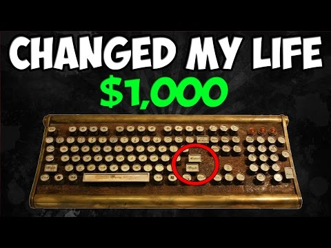 MY $1000 KEYBOARD CHANGED MY LIFE