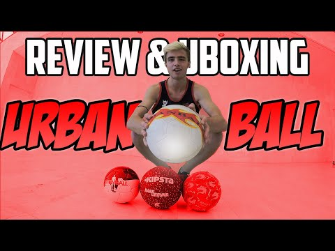 Review #1 URBAN BALL (Freestyle Fútbol España) www.footballtrotters.es
