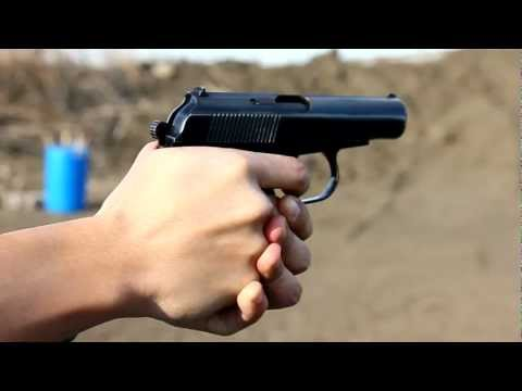 East German Makarov Pistol 9x18mm (HD 720p)