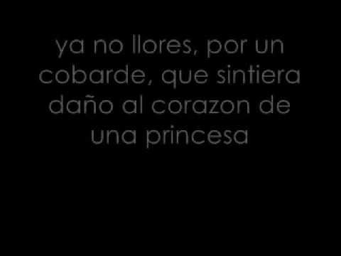 Remmy Valenzuela 2014- Mi princesa (letra)