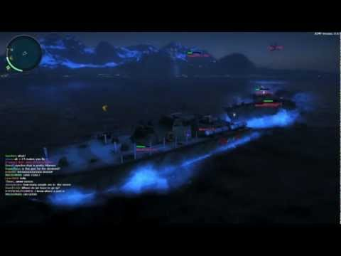 Just Cause 2 Multiplayer - Panau Battleship trailer (fanmade)