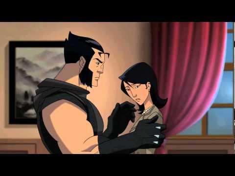 Росомаха и Люди Икс  Начало 17 серия 1 сезон 2008) HD, Мультфильмы для детей!
