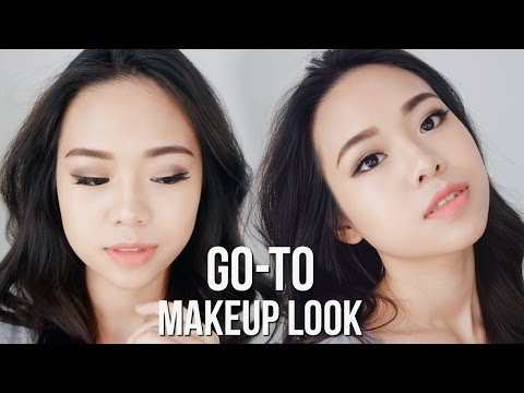 My Go To Makeup Look + Clio One Brand Tutorial & Review