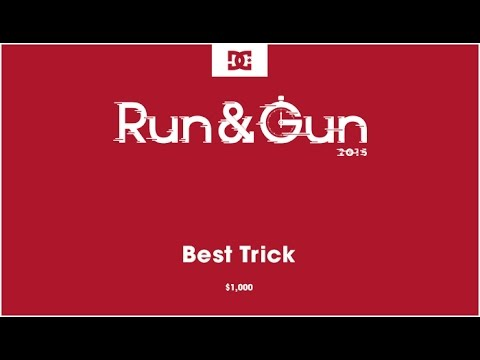 Run & Gun - Best Trick (2015)