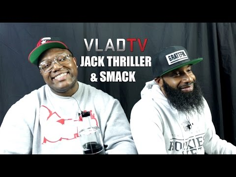 Smack & Jack Thriller On Smack's Bars And Their Upcoming Battle video