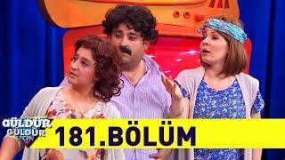 (196. MB) Güldür Güldür Show 181. Bölüm Tek Parça Full HD Mp3