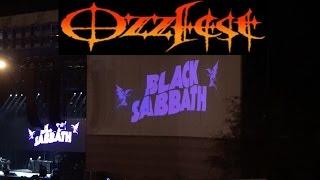 download lagu Ozzfest 2016:  Black Sabbath The End & Disturbed gratis