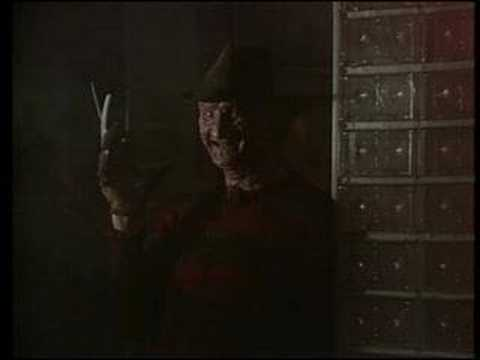 MTV Freddy Krueger promo (Do you know me?) (1987)