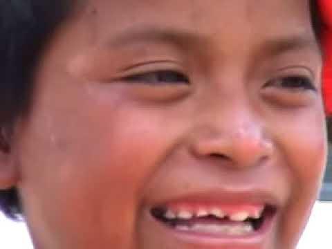 Reportaje Niños Indigenas