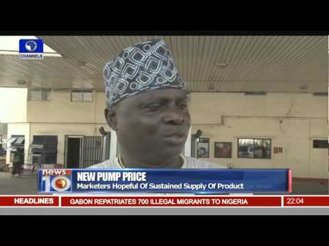 News@10: Oil Marketers In Lagos, Abuja Comply With New Pump Price Pt.1