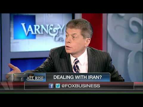 Judge Napolitano: Obama Looking To U.N. For Iran Nuke Deal