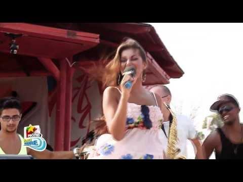 Mandinga- Papi Chulo LIVE  Costinesti (ProFM Baga Mare)