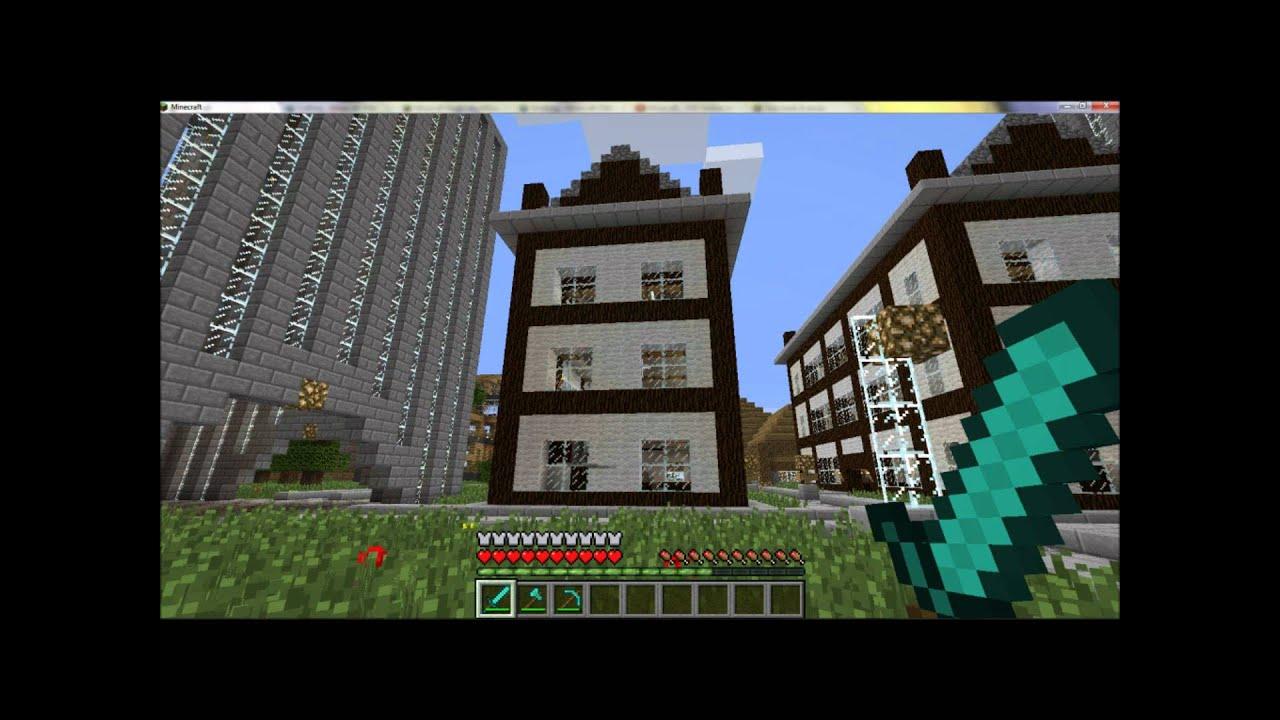 Minecraft top 10 mooiste gebouwen youtube - Tv standaard huis ter wereld ...