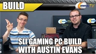 how to build a pc newegg