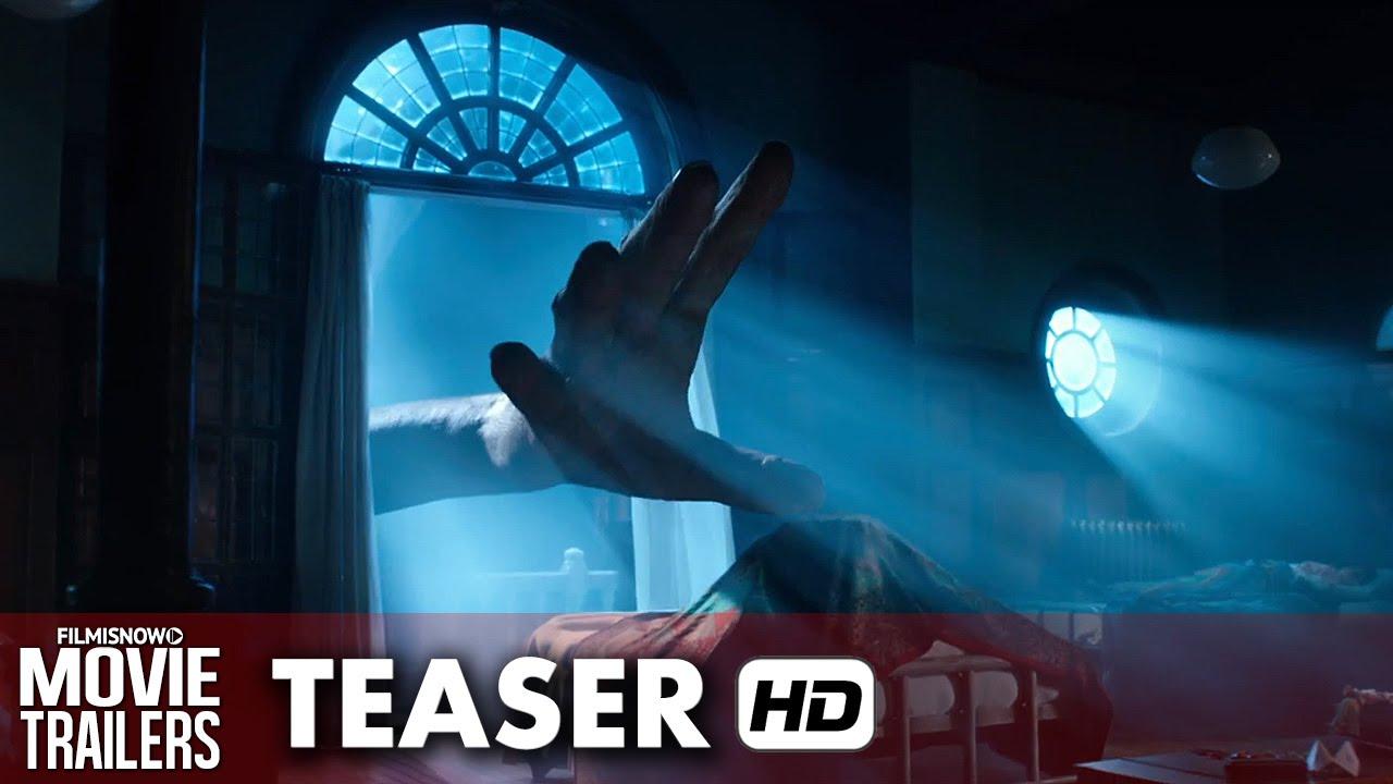The BFG Teaser Trailer - Disney Movie [HD]