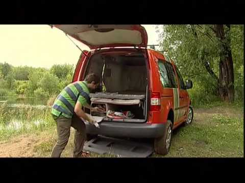 Наши тесты - Volkswagen Caddy 4x4