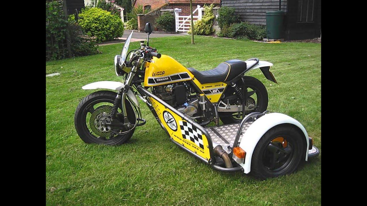 Yamaha Motorcycle Sidecar