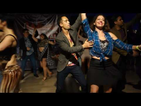 00141 NYCZF2016 ZenZouk Students Performance ~ video by Zouk Soul
