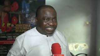 EUROPEAN INTERNATIONAL BOXING FEDERATION CHAMPION, LARRY EKUNDAYO TOURS NIGERIA REPORT