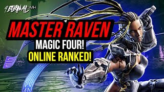 TEKKEN 7 - Ranked Matches with Master Raven (Big butt in action) PS4