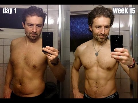 15 WEEKS BODY TRANSFORMATION WITH FREELETICS (Norway)