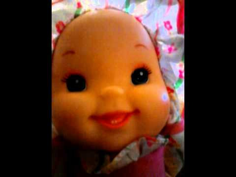 Creepy Doll Laugh.