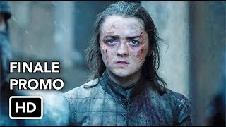Game Of Thrones season 8 episode 6 preview; GOT S6 E6 promo; GOT Final episode; Who's left to die?