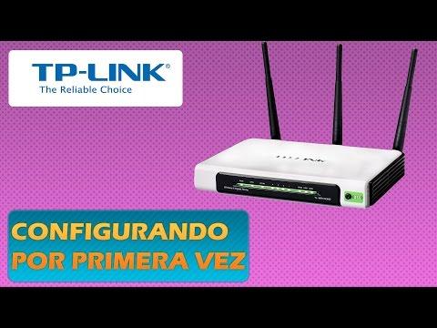 Como configurar Todos los modelos de router Tp link por primera Vez
