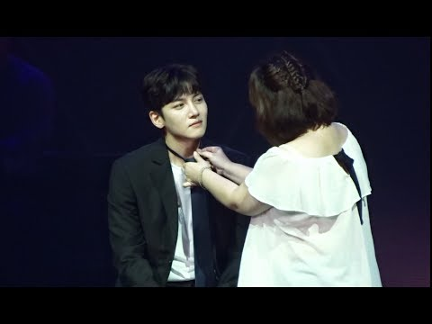 170722 Jiscovery - 지창욱 Ji Chang Wook reenacts the '5 minutes' scene from Suspicious Partner 수상한 파트너