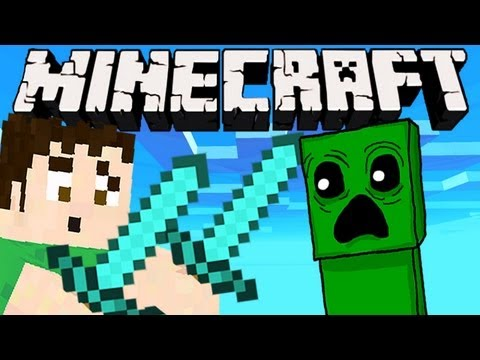 Minecraft - DUAL WIELDING