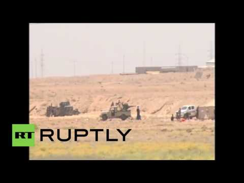 Iraq: Fighting rages in Al-Anbar as Fallujah offensive intensifies