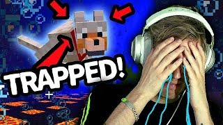 My minecraft Dog is TRAPPED underwater (HELP ME!!!) - Part 9