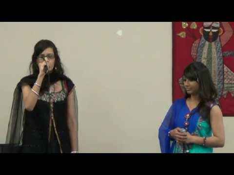 Maithili Udupa Singing Silsila He Chahat Ka With Asmitha video